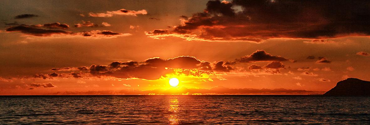 Příroda, romantika a moře